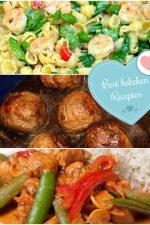 Best bekeken recepten week 32