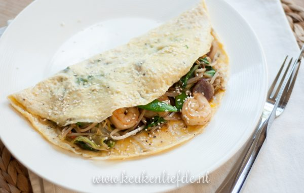 Video: Chinese omelet