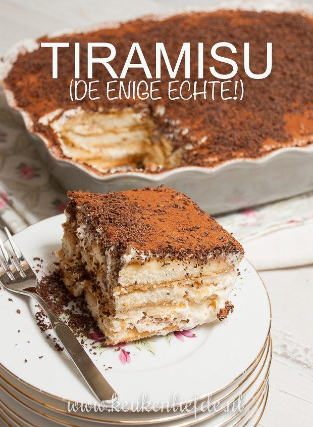 Zalig Zondig: Tiramisu (de enige echte!)