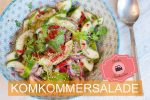 Video: komkommersalade