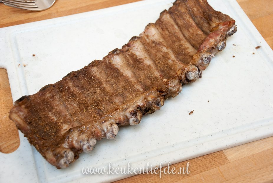 Basisrecept spareribs (uit de oven)