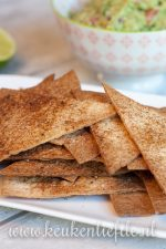 Video: spicy tortillachips
