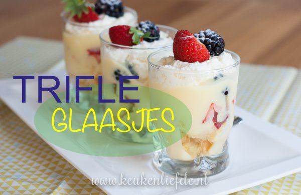 Trifle-glaasjes