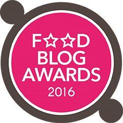 Stem op KeukenLiefde voor de Foodblog Awards 2016!