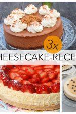 3x cheesecake-recept