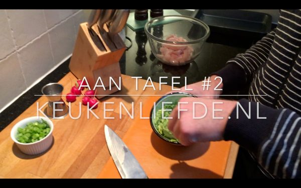 Video: Aan tafel! #2