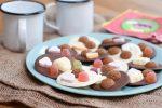 Chocoladeflikken met strooigoed (met filmpje)