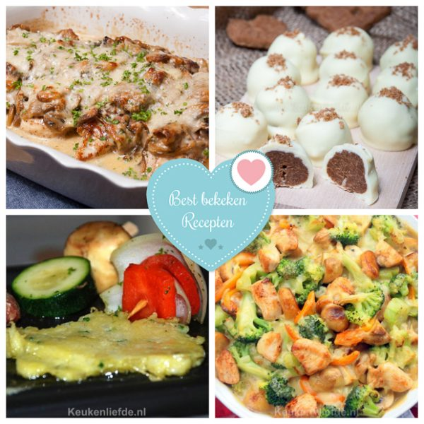 Best bekeken recepten week 48
