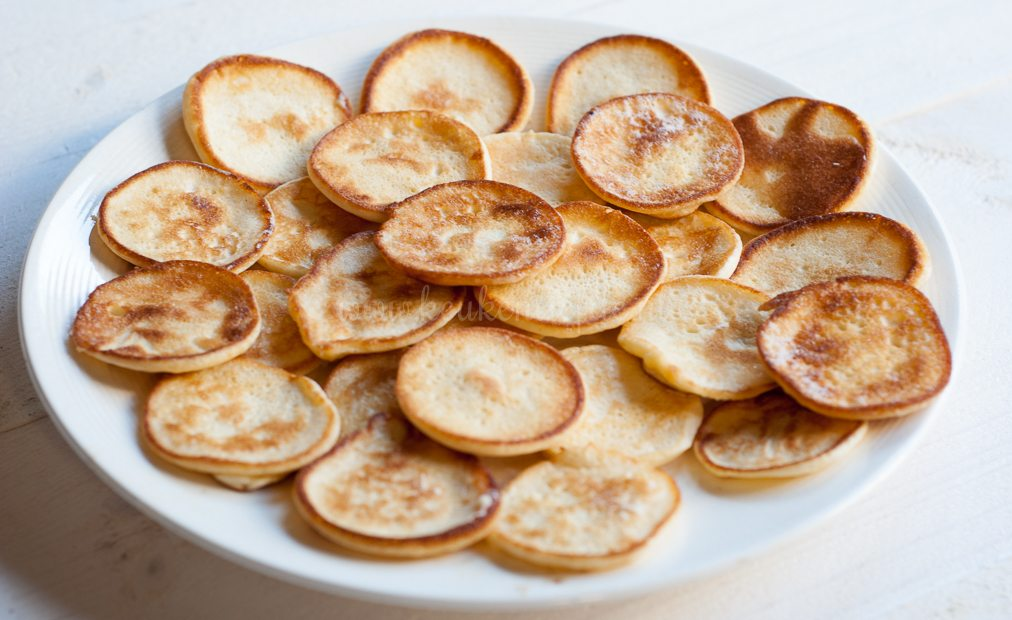 Basisrecept blini's