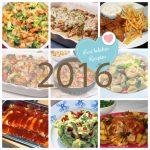 Best bekeken recepten van 2016