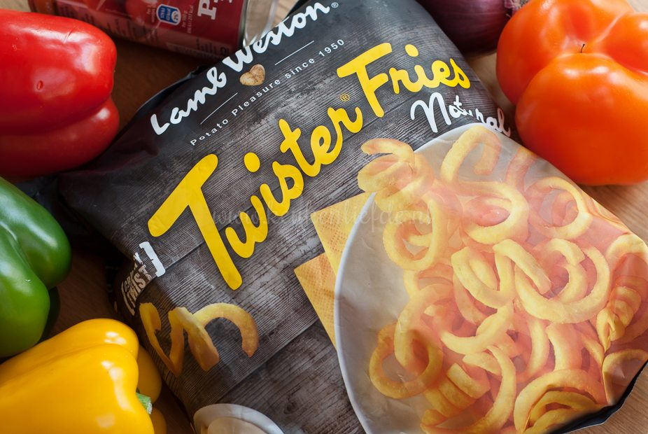Kidsproof Kerst: Twister Fries op een stokje