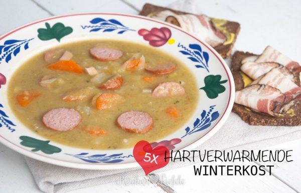 5x hartverwarmende winterkost