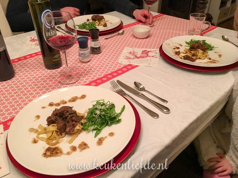 Een kijkje in de keuken - week 52