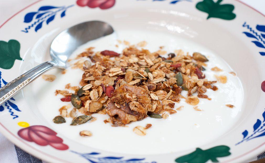 Video: granola