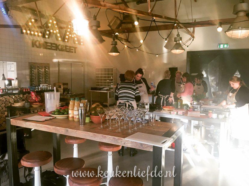 Een kijkje in de keuken week 3