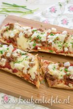 Video: pizzabroodje bolognese