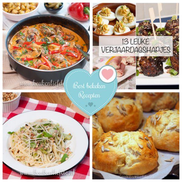 Best bekeken recepten week 7