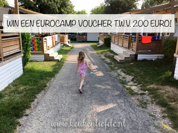 Win een Eurocamp voucher t.w.v. 200 euro!