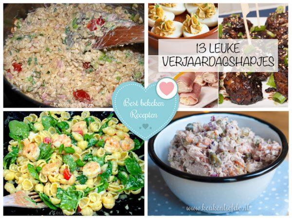 Best bekeken recepten week 13