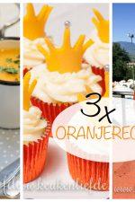 3x oranjerecept