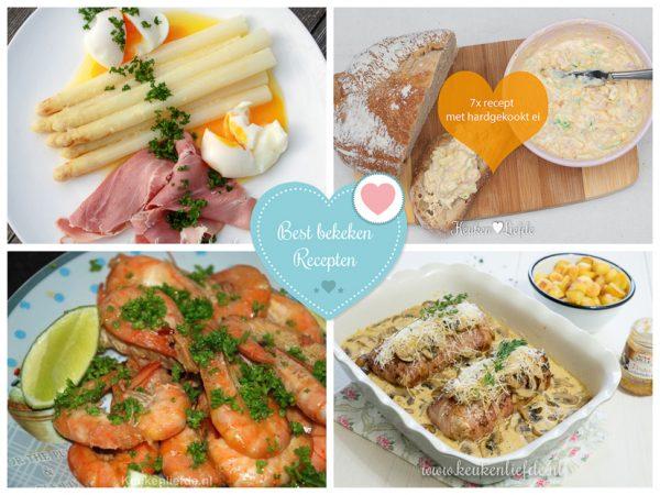 Best bekeken recepten week 16
