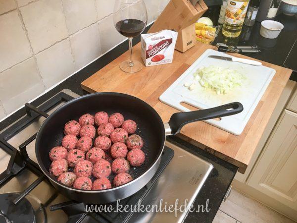 Een kijkje in de keuken week 13