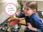 Een kijkje in de keuken week 19