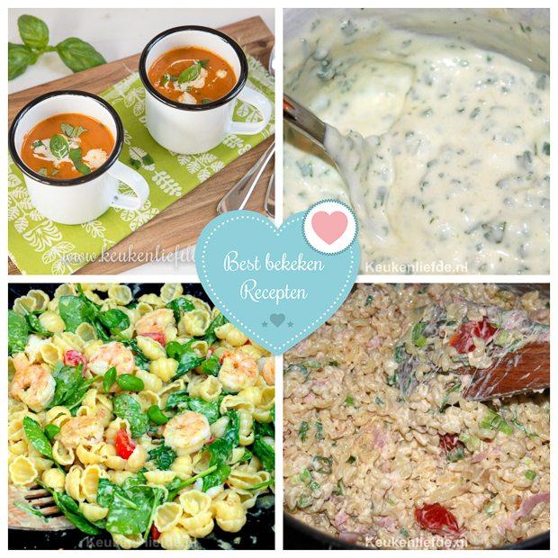 Best bekeken recepten week 21
