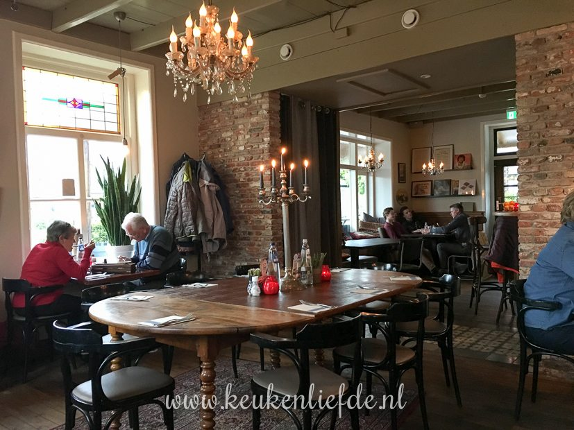 Hot or not: Restaurant Jonkheer De Ram in Schalkwijk
