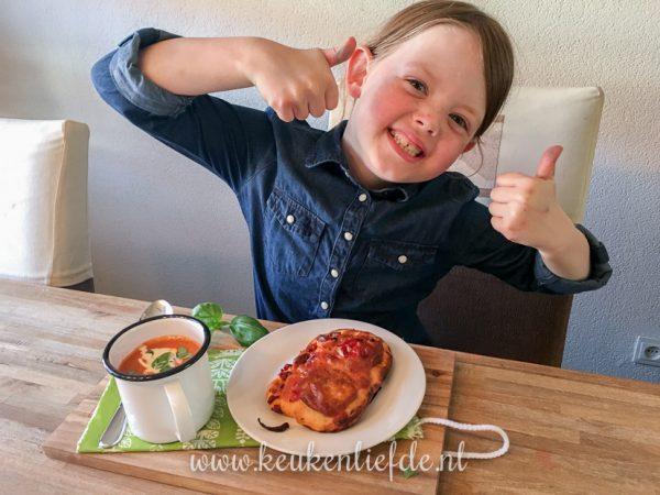 Snelle tomatensoep + kookfilmpje!