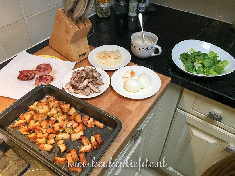 Een kijkje in de keuken week 23