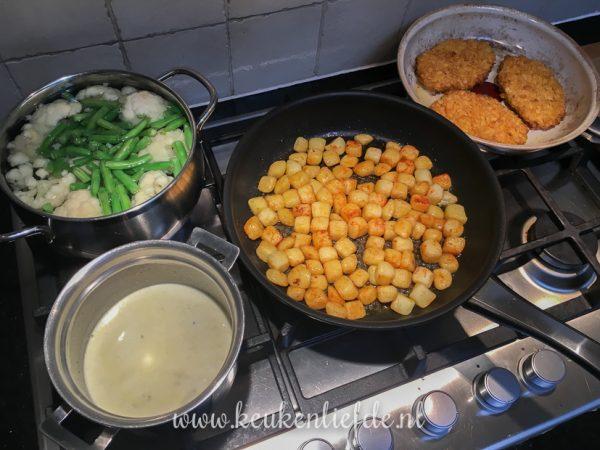 Een kijkje in de keuken week 24