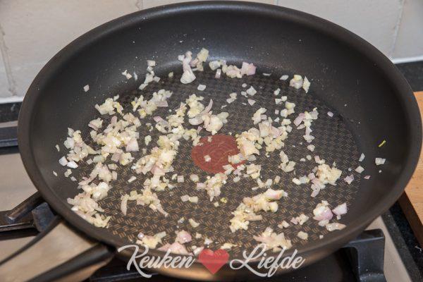 Kabeljauw uit de oven met tomaat en mozzarella