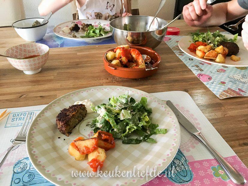 Een kijkje in de keuken week 22