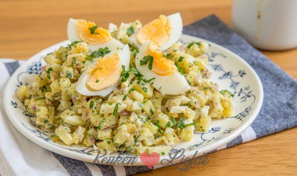 Aardappelsalade van Opperdoezer Ronde