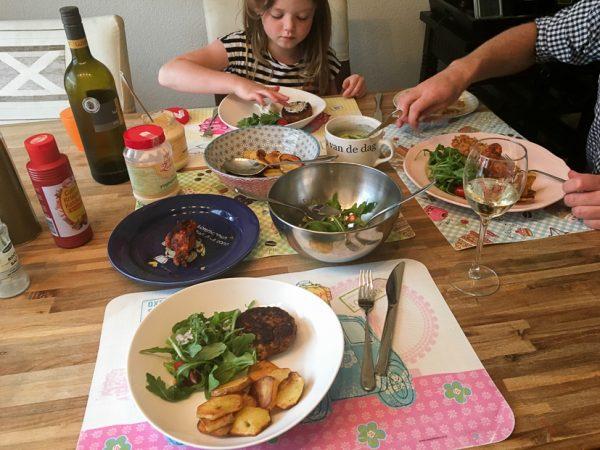 Een kijkje in de keuken week 26