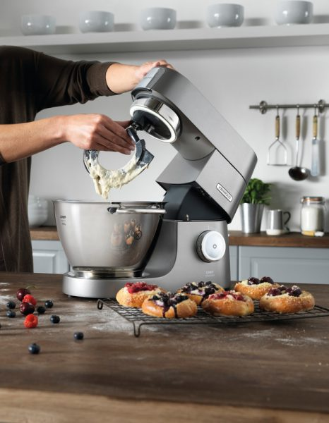 Win de Kenwood Chef Titanium-keukenmachine t.w.v. € 749