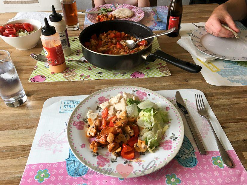 Een kijkje in de keuken week 31