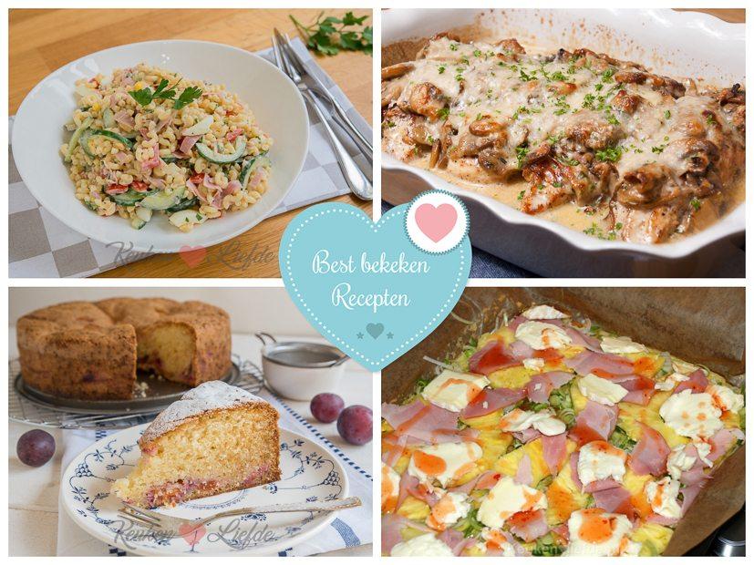 Best bekeken recepten week 31