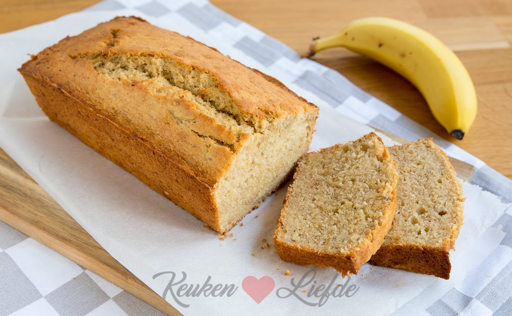Basisrecept bananenbrood (kookvideo)