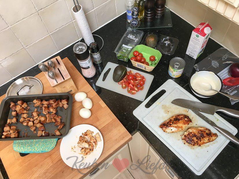 Een kijkje in de keuken week 35