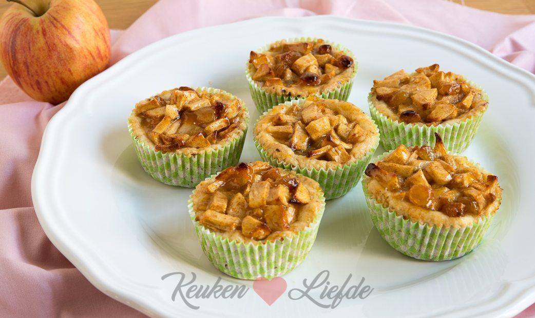 Mini appeltaartjes (kookvideo)