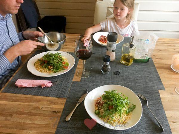 Een kijkje in de keuken week 36