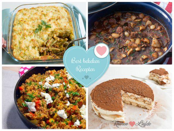 Best bekeken recepten week 41