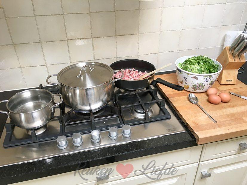 Een kijkje in de keuken week 41