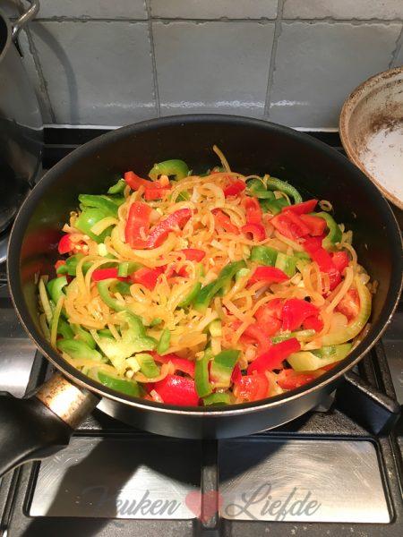 Een kijkje in de keuken week 42