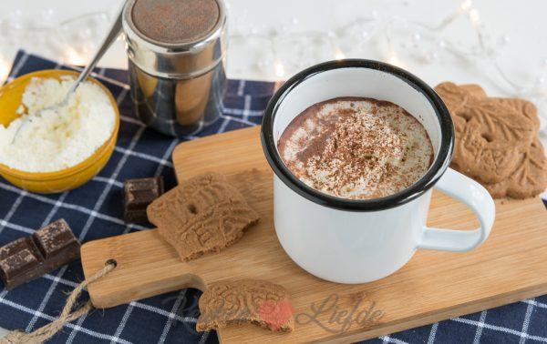 Warme chocolademelk (kookvideo)