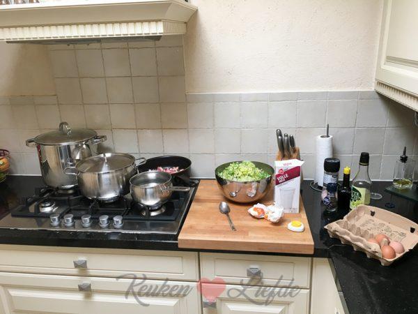 Een kijkje in de keuken week 44