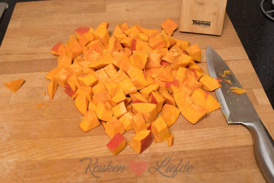 Pompoentaart (pumpkin pie)