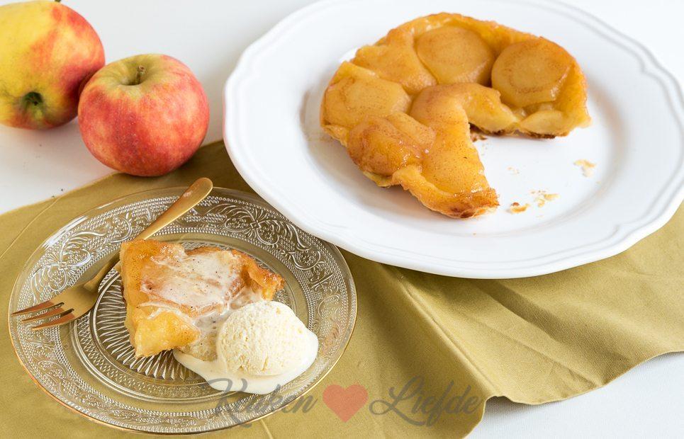 Franse tarte tatin (kookvideo)